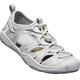 Keen Moxie Sandal Sandalen Kinderen grijs/wit